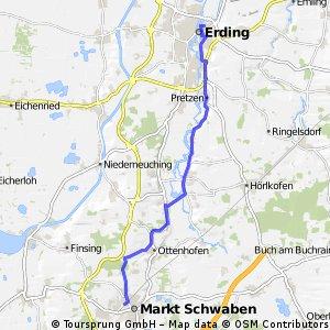 BR Radltour 2013 - 02.08.2013 -  Markt Schwaben - Erding