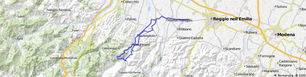 CAVRIAGO-QUINZANO-BADIA CAVANA