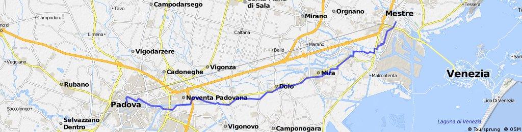 Day8. Padova - Mestre