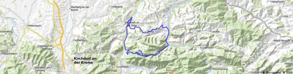 Brau Union MB-Tour Grünburgerhütte