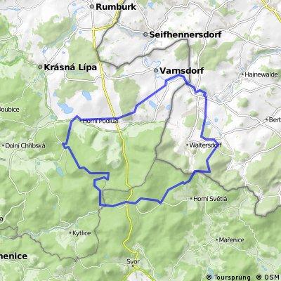 Großschönau-Jedlova-Großschönau