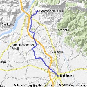 07 From Gemona to Udine
