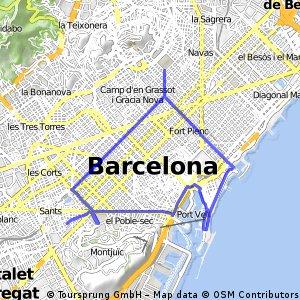 City Bike Route