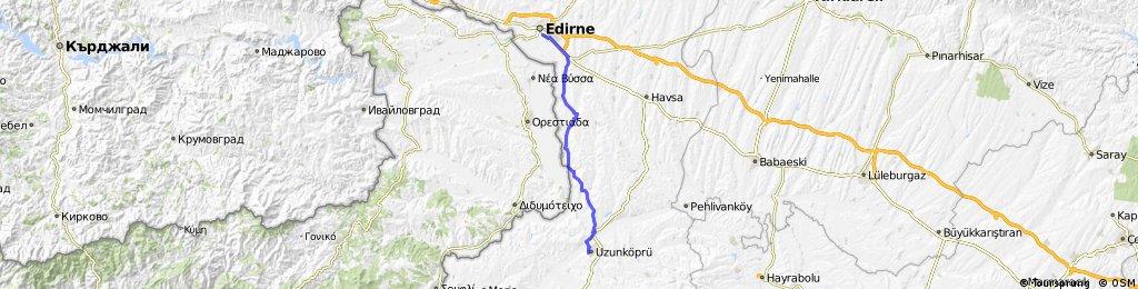 Uzunköprü - Edirne