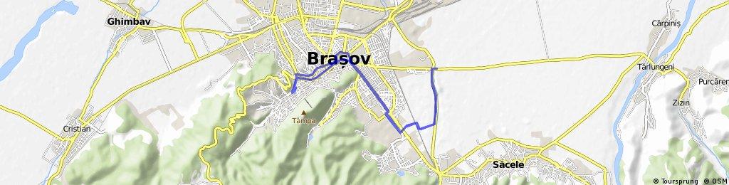 MIBV 2016 - Traseu semimaraton