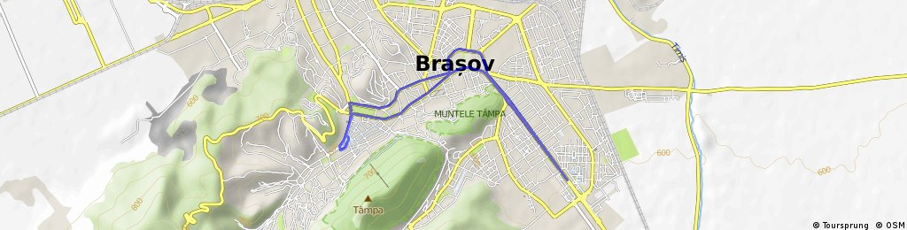MIBV 2016 - Traseu 10k & team run