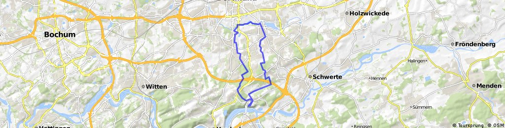 Dortmund-Süd, Route 3 von 5