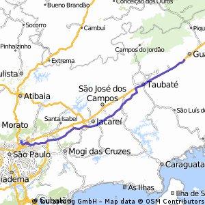 GUARULHOS - AP. DO NORTE