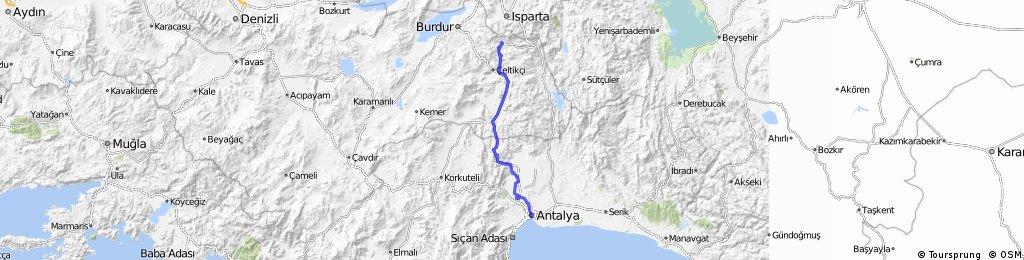 Sagalasos-Antalya