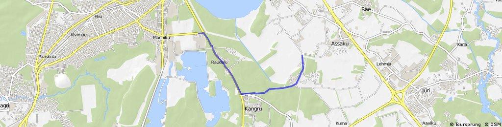 Run Raku-Uuesalu 19.03.2016