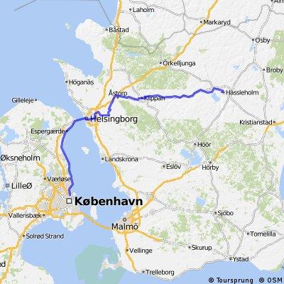 Tur til Hässleholm