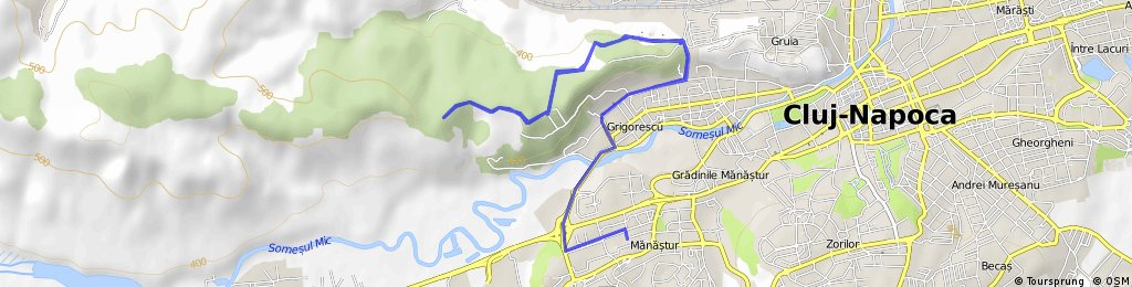 bike tour through Cluj-Napoca
