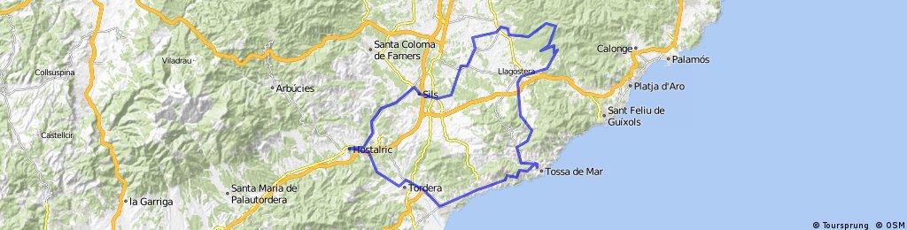 Catalunya Cycling Camp - day #8