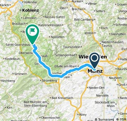 Rhein 2016 D5 - Wiesbaden-Sankt Goar