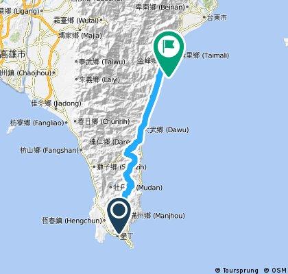Taiwan Loop Day3