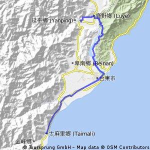 Taiwan Loop Day4