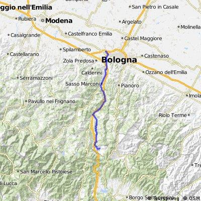 Bologna - Bruscoli