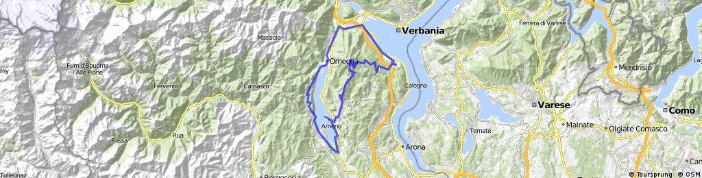 Lago D'Orta + Motterone