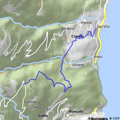 Cavarzo - Cremia