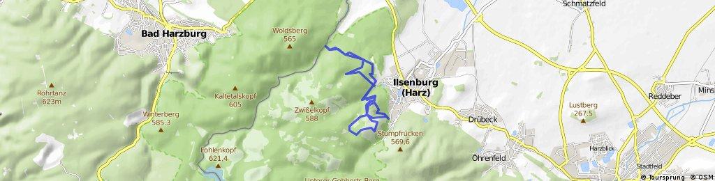 Ilsenburg - Scott Testwochenende