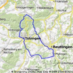 Pfullingen - Golfwelten Schönbuch - Tübingen