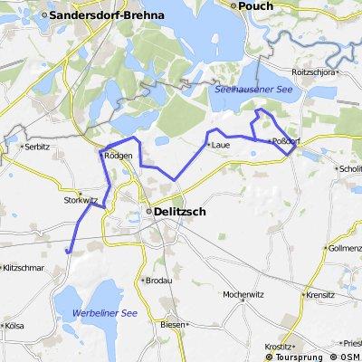 RTF Delitzsch fährt los über 45 km