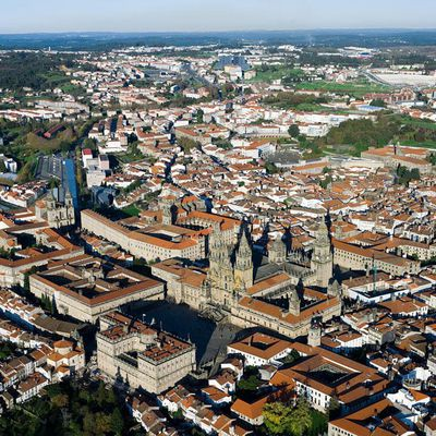 Porto - Santiago de Compostela