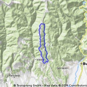 Schela, Pasul Valcan, Valea Haraborului
