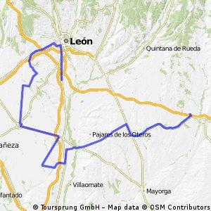 Vuelta Ciclista a León