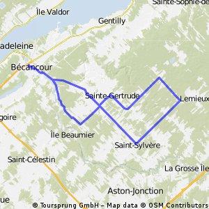 #7 Axe de la Rivière Bécancour