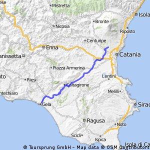 Catania-Gela