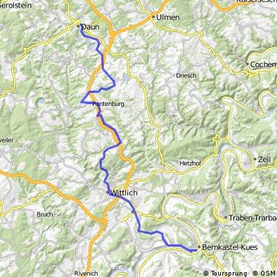 MOSEL-Radweg 5Tag Sa.19.09.15.