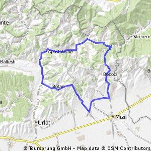 Drumul Vinului 2 ( Mizil - Mizil )