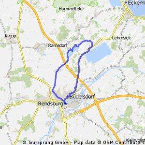 deko: Rundtour Kirchhorst - Rendsburg