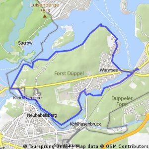Wannsee - Griebnitzsee