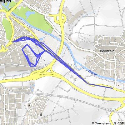 Waiblingen Triathlon 20km