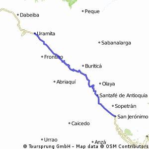 Uramita - San Jerónimo