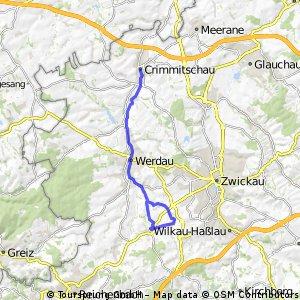 Crimmitschau-Burg Schönfels