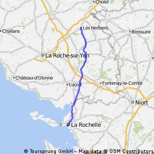 La Rochelle - Les Herbiers