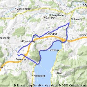 Sankt Georgen- Lenzing