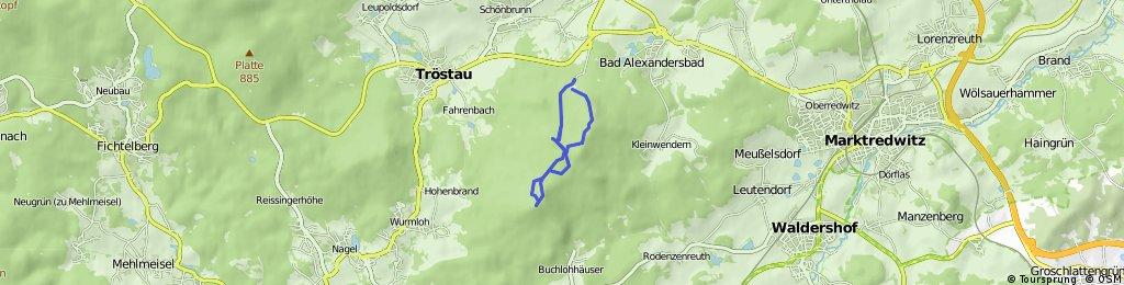 Köseine-Rundwanderweg