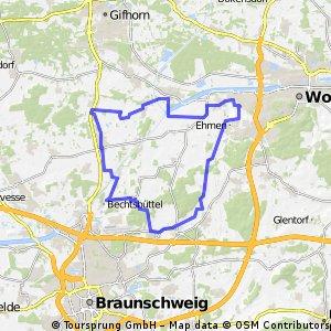 Bechtsbüttel - Meine 49 km