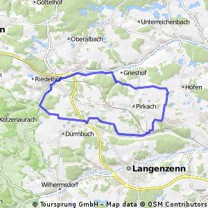 Emskirchen_Leitsmühle_Bräuersdorf_Schauerberg_Emskirchen