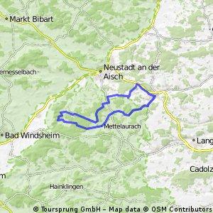 Emskirchen-Walddachsbach-Emskirchen