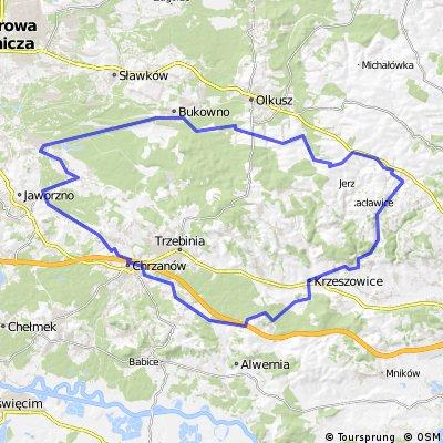 Jerzmanowice-Jaworzno