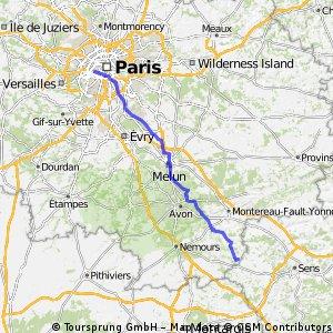 PB - J1 - Paris maurepas