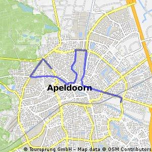 Giro d'Italia 2016 Stage 1: 9.8 km Apeldoorn - Apeldoorn