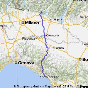 CasazzaLago di Endine Bikemap Your bike routes