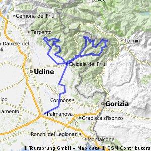 Giro d'Italia 2016 Stage 13: 161 km Palmanova - Cividale del Friuli
