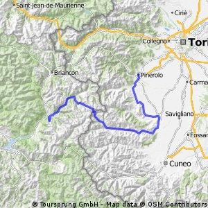Giro d'Italia 2016 Stage 19: 161 km Pinerolo - Risoul